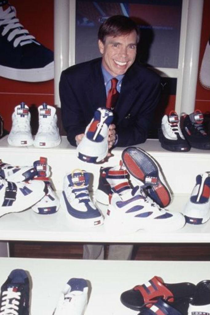 Tommy Hilfiger: Επαναφέρει το original Tommy Jeans 'FLY' Sneaker