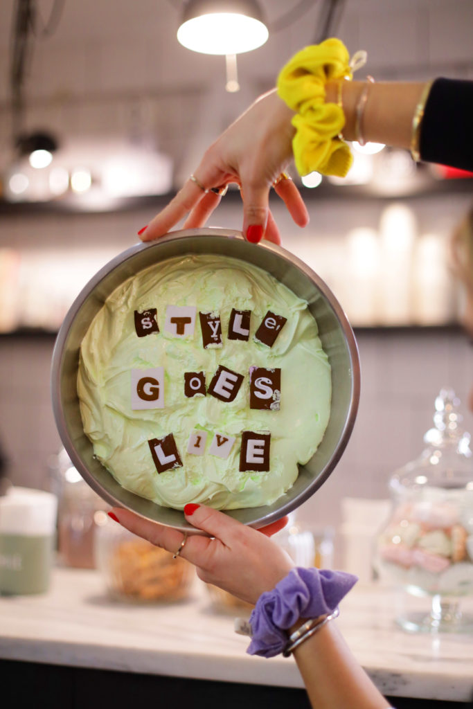 Fashion Chocolate Lab Μόδας και Ζαχαροπλαστικής