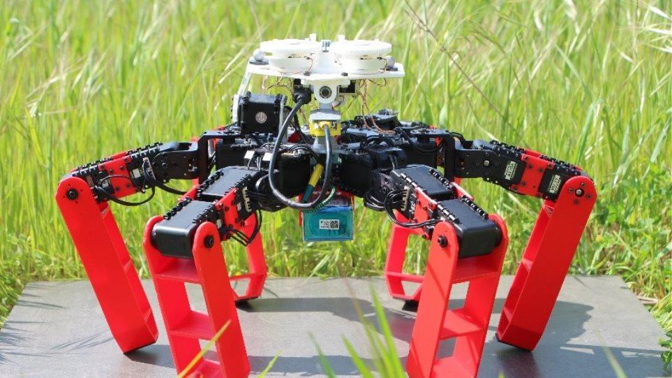 Το πρώτο ρομπότ που κινείται χωρίς GPS, αλλά με… ουράνια πυξίδα
