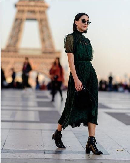 Street Style επιλογές από την Εβδομάδα Μόδας στο Παρίσι