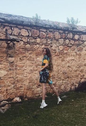 Gigi Hadid: Το tie-dye trend που επέλεξε