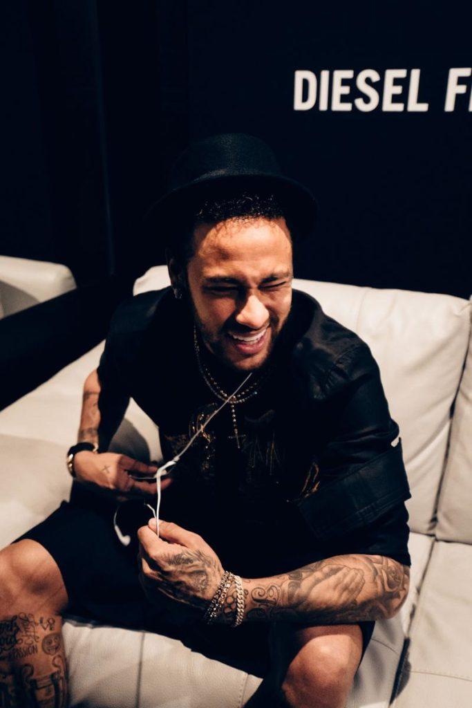 Neymar Jr x Diesel Fragrances
