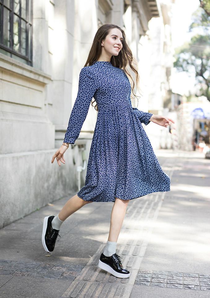 Smock Dresses: Tα φορέματα που πάνε σε κάθε σωματότυπο