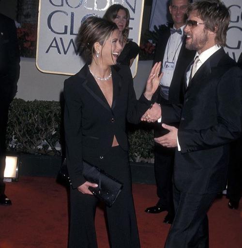 Brad Pitt and Jennifer Aniston 2002 vs 2020: Η συνάντηση που όλοι περιμέναμε