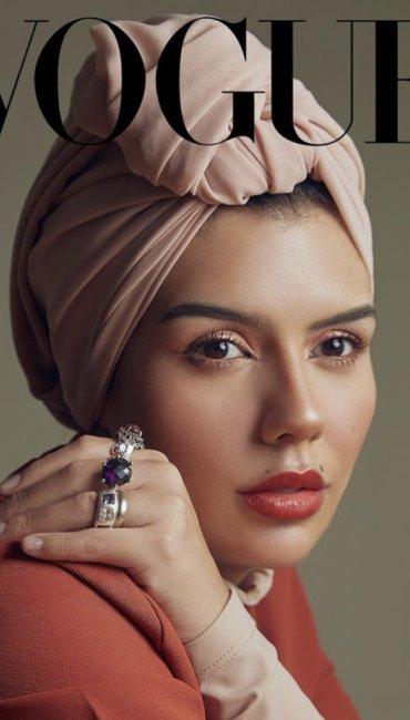Το #VogueChallenge σε κάνει εξώφυλλο της Vogue