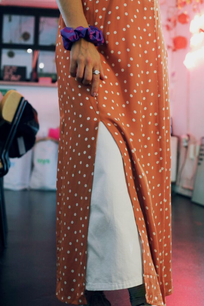 *let's talk about polka dots
