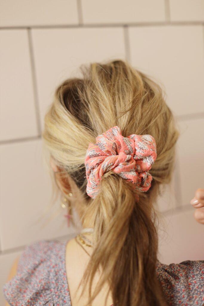 New Hot Summer Hair Scrunchies