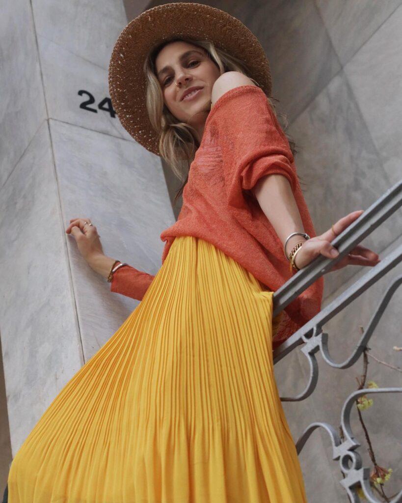 Πλισέ φούστα: Η τάση που κάνει δυναμικό comeback