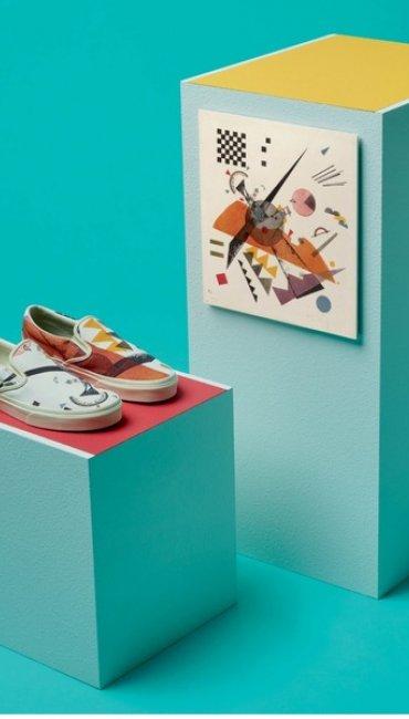 Η Vans συνεργάζεται με το μουσείο MoMA για μια εκπληκτική συλλογή