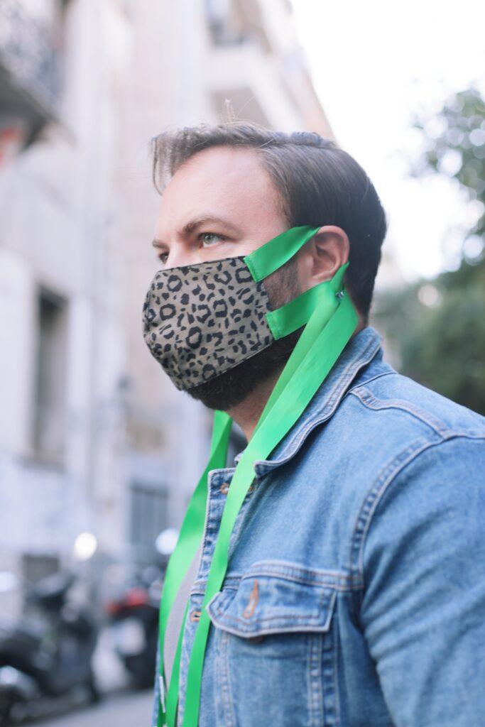 RIBBON MASKS: Πως να φορέσεις την πιο fashion μάσκα του 2020