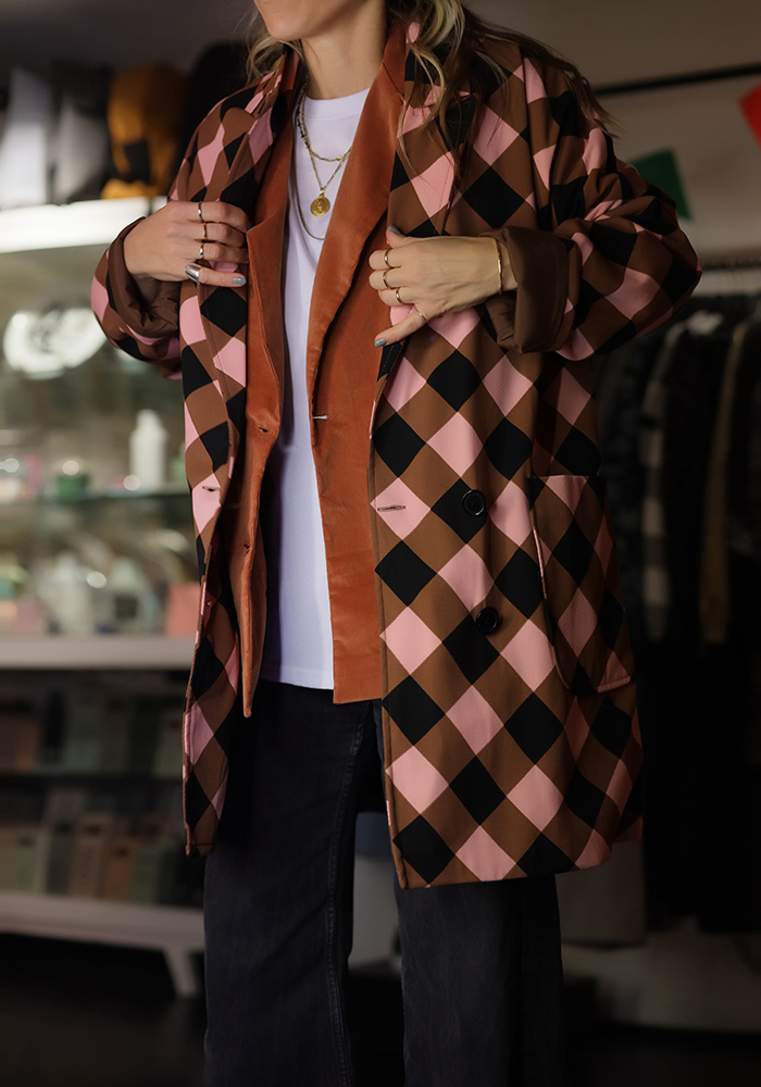 Blazers: don't leave home without layering